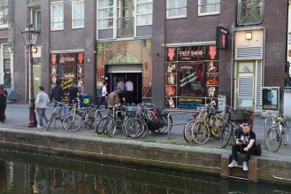 Letzte Peepshow Amsterdams