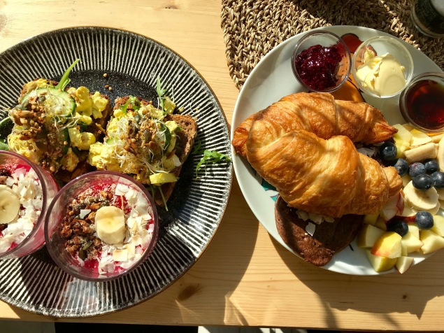 Frühstück bei Better & Leuk