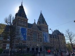Rikjemuseum in Amsterdam
