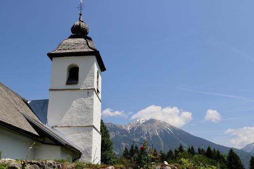 Alpenfeeling in Slowenien