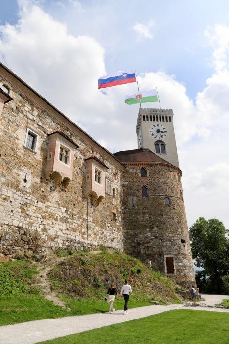 Burg Ljublijana