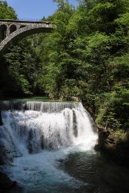 Vintgar Klamm im Triglav National Park 3