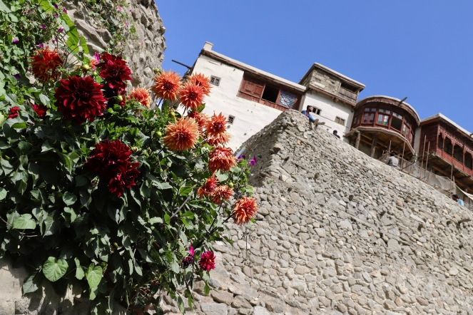 Baltit Fort in Karimabad