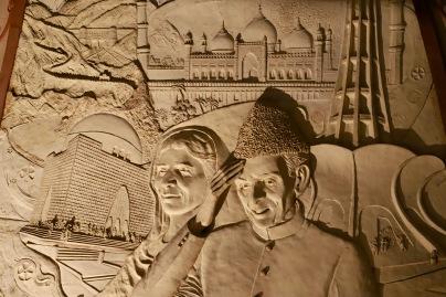 Gründungsvater Muhammed Ali Jinnah