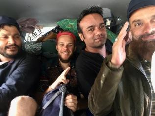 Per Anhalter über den Karakoram Highway
