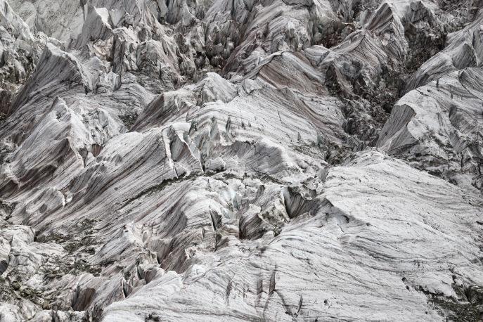 Rakaposhi Gletscher
