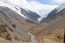 Wunderschöne Natur im Khunjerab Nationalpark