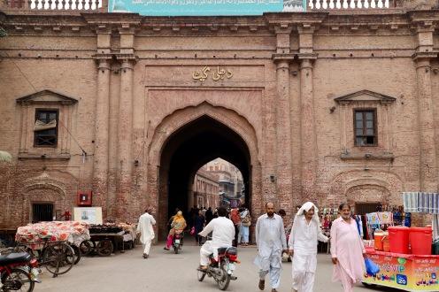 Delhi Tor in Lahore