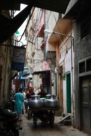 Die Gässchen Lahores