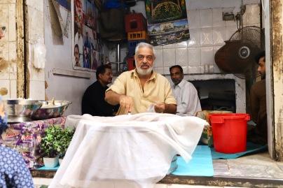 Verkäufer in Lahore