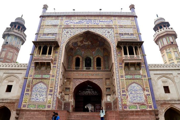 Wazir Khan Moschee