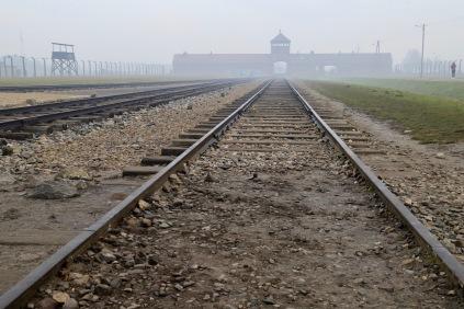 Auf den Spuren des Holocaust