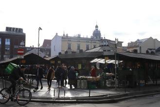 Plac Nowy in Kazimierz