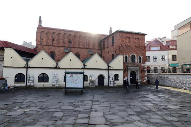 Synagoge in Kazimierz
